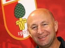 Neuer Präsident des FC Augsburg - Klaus Hofmann