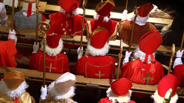 Elternfragen Mama Gibt Es Den Nikolaus Wirklich Gesellschaft