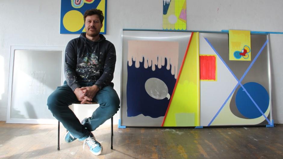 Uniseite Geschichte Künstler als Kunstlehrer