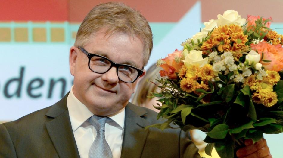 Südwest-CDU Spitzenkandidat für die Landtagswahl 2016
