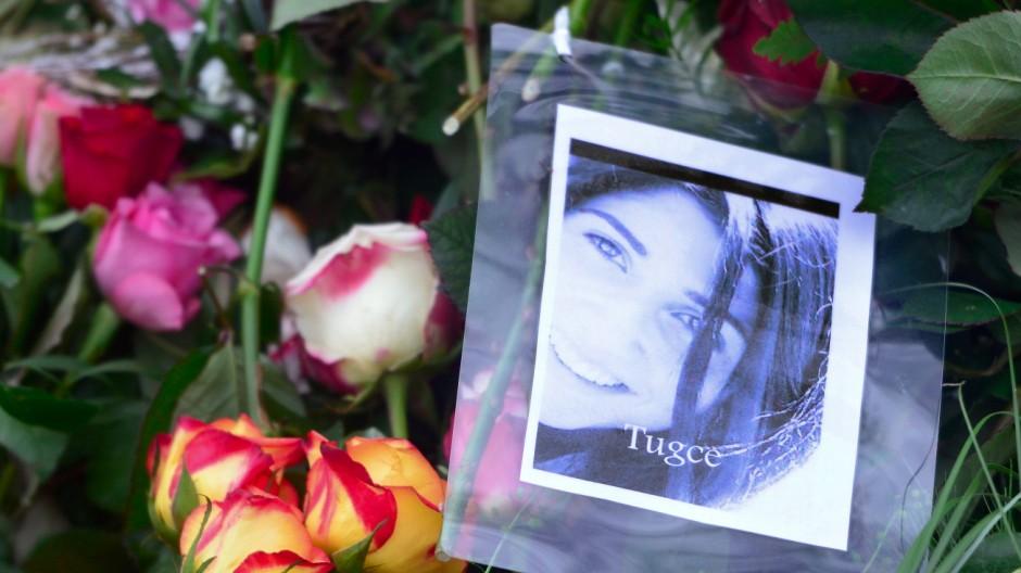 Funeral Of Tugce Albayrak