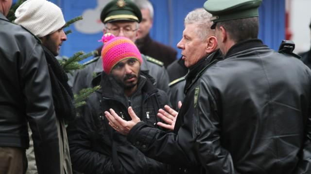 Flüchtlinge in München Nach dem Hungerstreik