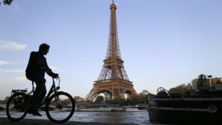 Paris Stau Smog Diesel
