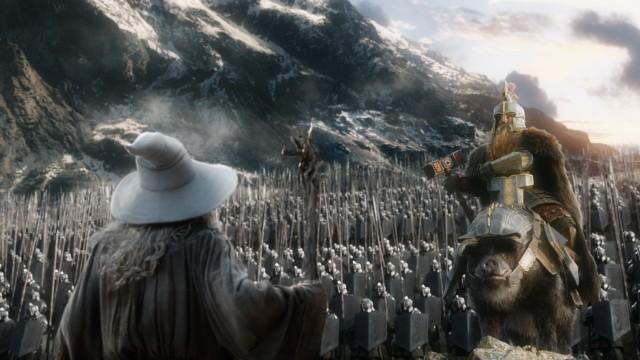 """Der Hobbit """"Der Hobbit - Die Schlacht der fünf Heere"""" im Kino"""
