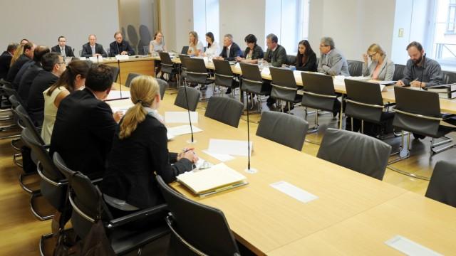 Untersuchungsausschuss zum Fall Schottdorf