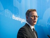 Thuringia Confirms New Government