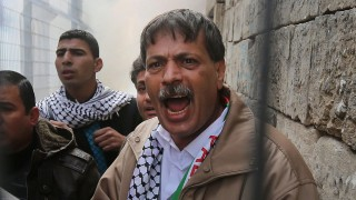 Palestinian Authority official Ziad Abu Ein dies in confrontation