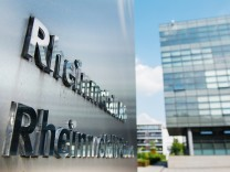 Rheinmetall AG in Düsseldorf