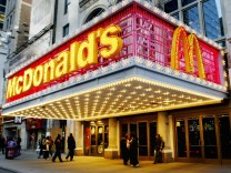 McDonald's am Times Square in New York