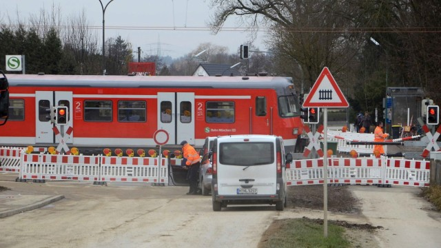Dachau Neue S-Bahn