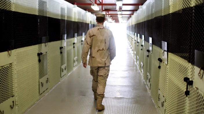 Anhörung über Recht von Guantanamo-Häftlingen auf Anfechtung ihrer Gefangenschaft