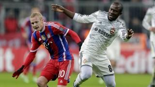 Champions League Bayern-Sieg gegen ZSKA Moskau