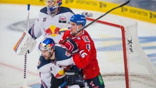 ICE HOCKEY DEL Mannheim vs RB München MANNHEIM GERMANY 10 OCT 14 ICE HOCKEY DEL Deutsche Eis; Eishockey