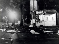 Sep 29 1980 14 Killed And Many Injured In The The Munich Oktoberfest Bomb Blast At least 14 p