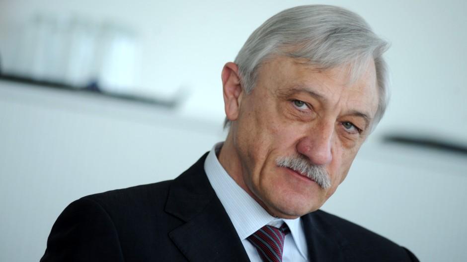 Heinrich Alt, Vorstandsmitglied der Bundesagentur für Arbeit