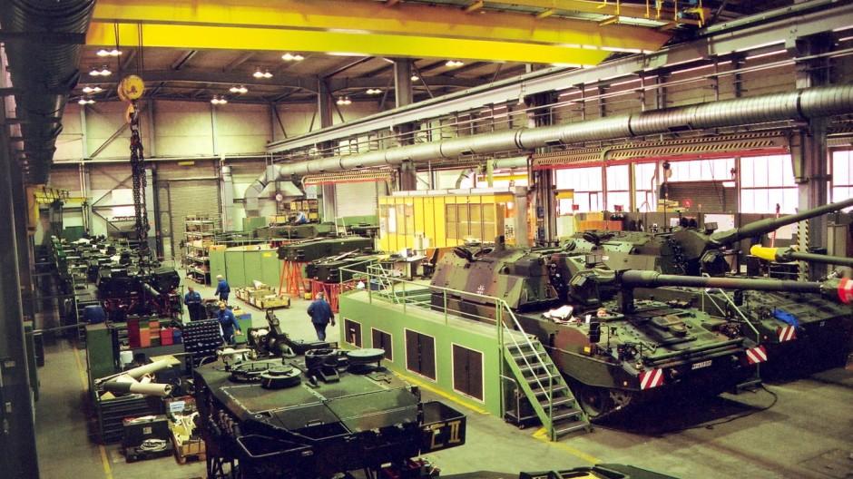 Rheinmetall  'Leopard 2'