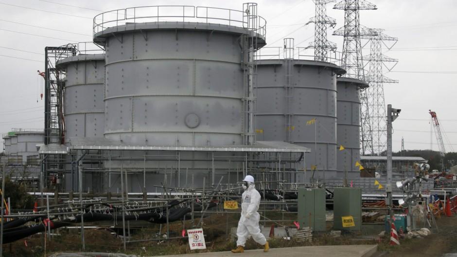 Tokyo Electric Power Co.'s Fukushima Daiichi Nuclear Power Plant