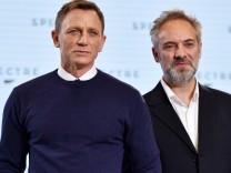 Sam Mendes und Daniel Craig