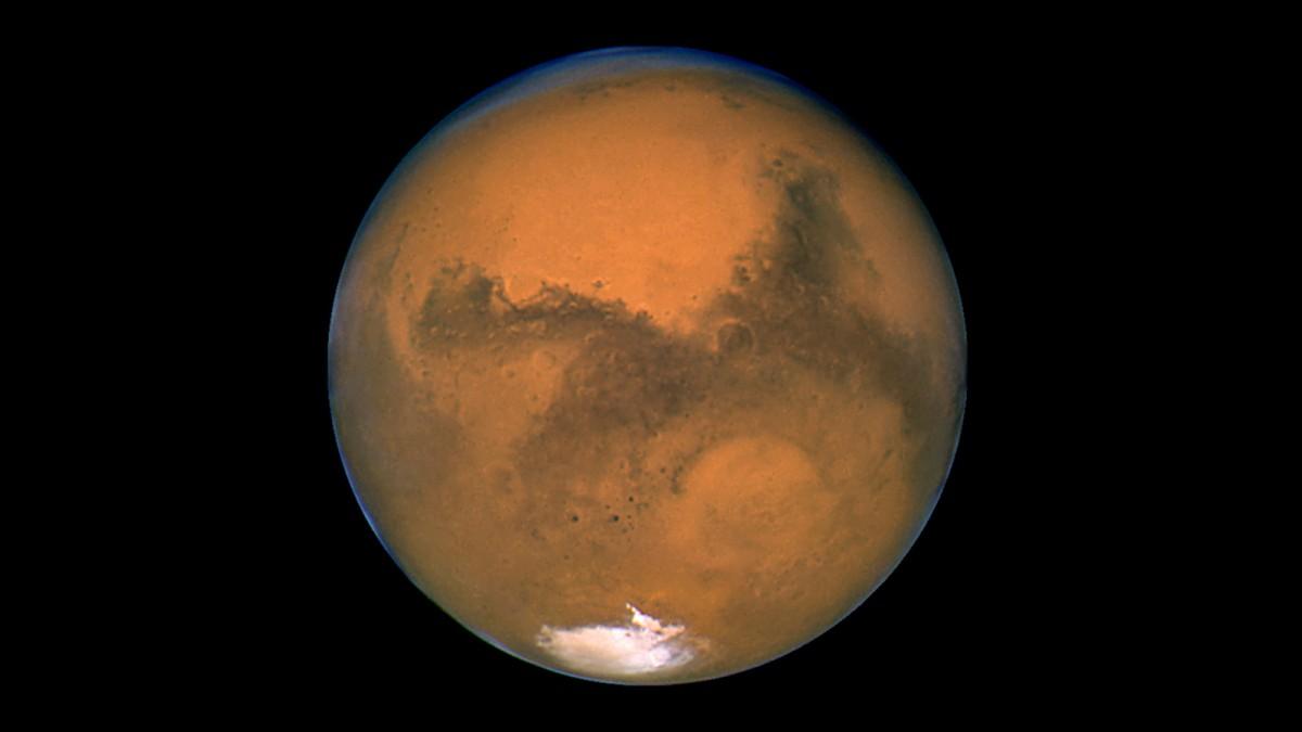 Gasrätsel auf dem Mars