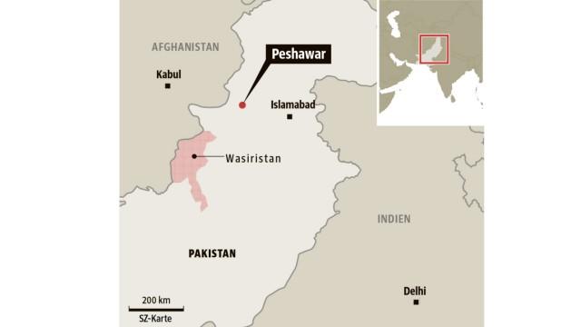 Taliban Anschlag auf Schule in Pakistan