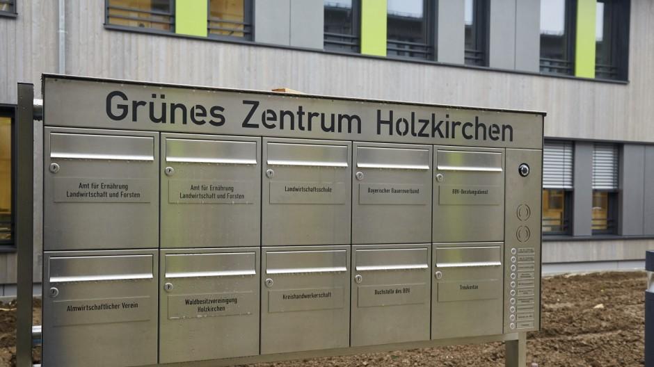 Grünes Zentrum Holzkirchen