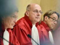 Bundesverfassungsgericht verhandelt über Erbschaftssteuer