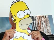 Norbert Gastell - Synchronsprecher Homer Simpsons