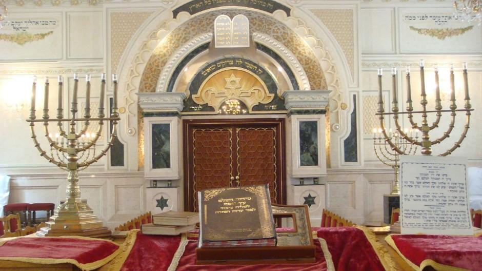 Bet-El Synagoge in Casblanca