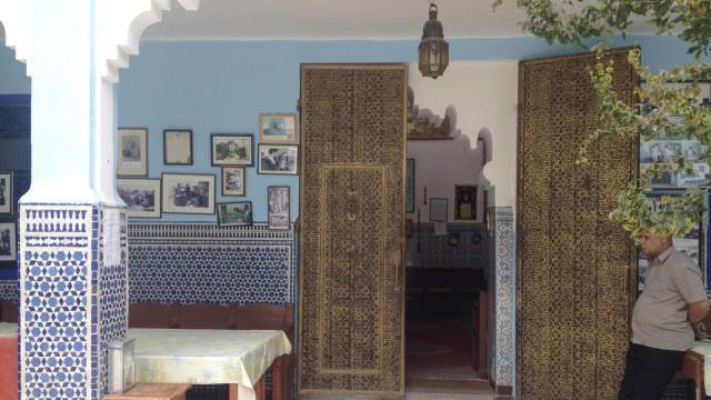 Synagoge in Marrakesch