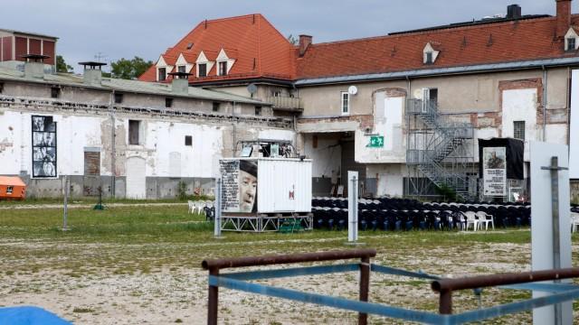 Münchner Schlachthof, Schlachthofareal