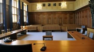 Historischer Saal 600 am Landgericht Nürnberg Fürth, 2010
