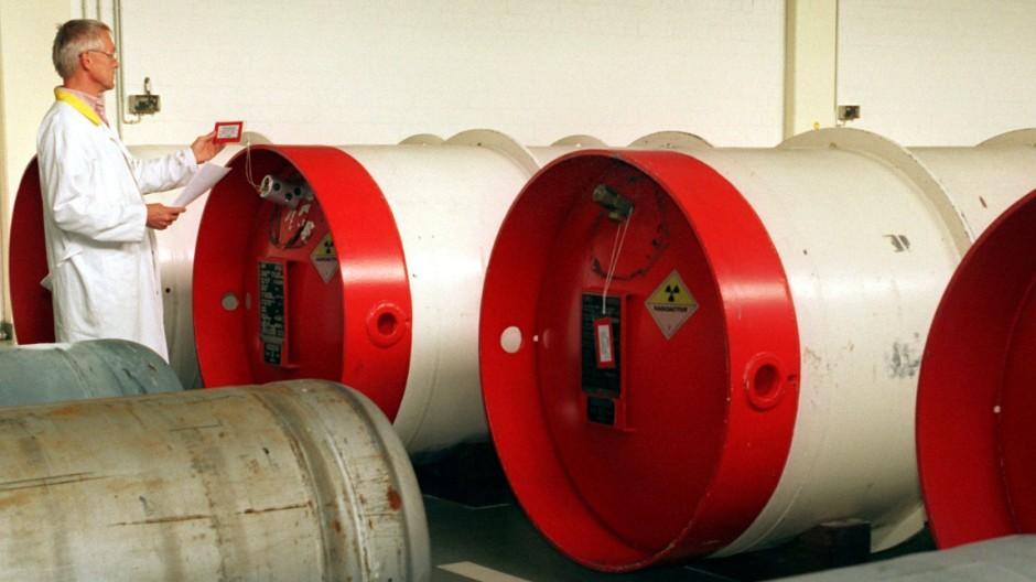 Urananreicherungsanlage der Urenco