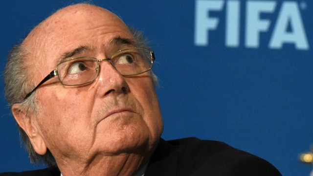 Fußball-WM Fifa und die Fußball-WM