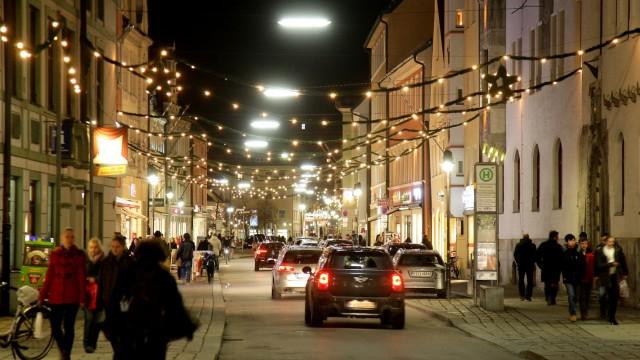 Weihnachtsbeleuchtung München.Weihnachtsbeleuchtung Neuer Glanz Für Freising Erding