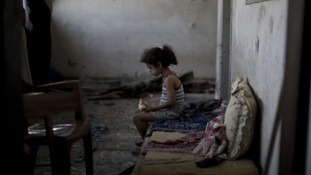 Nahost-Konflikt Wiederaufbau im Gazastreifen