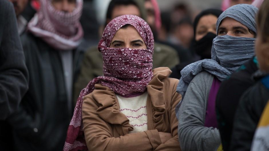 Jesidinnen im Irak