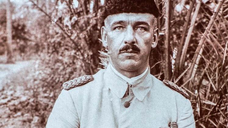 Irak-Krieg Fritz Klein im Ersten Weltkrieg