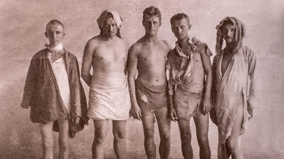 Erster Weltkrieg Erster Weltkrieg im Nahen Osten