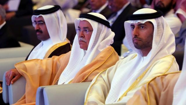 Öl Saudi-Arabien und das Öl