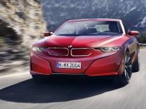 BMW mit Elektroantrieb