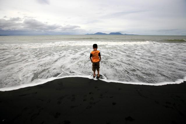 Ten year anniversary tsunami