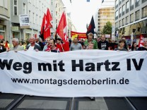 Anti-Hartz IV Protests Continue