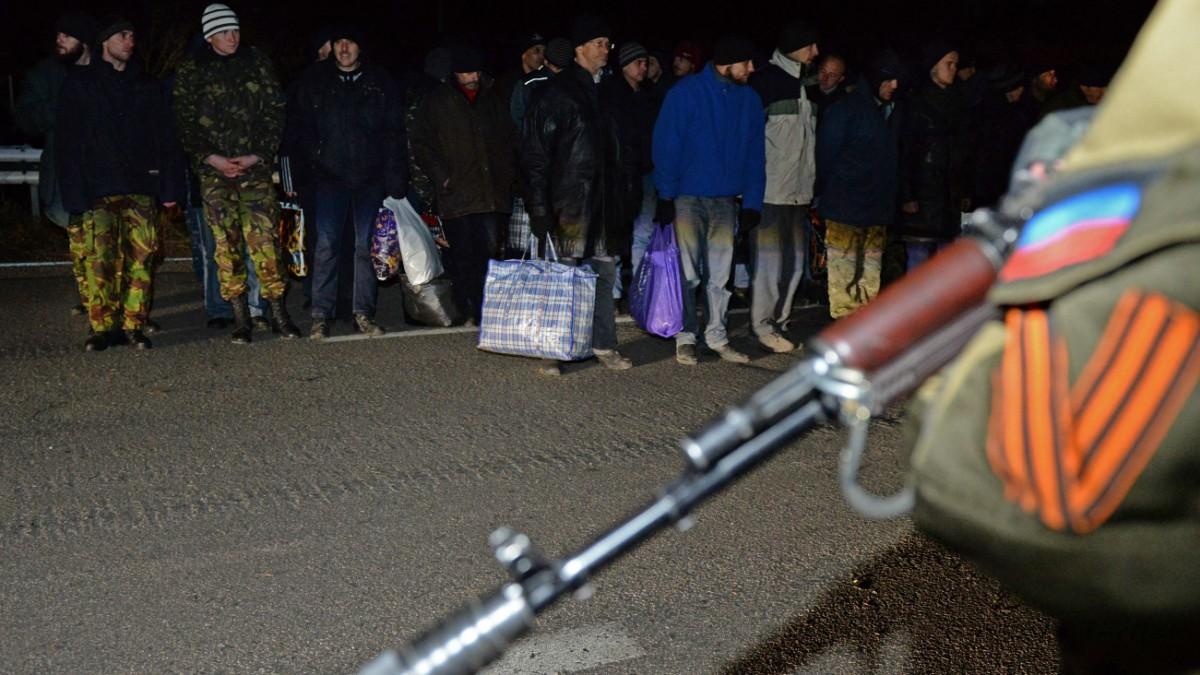 Ukraine und Rebellen tauschen Hunderte Gefangene aus