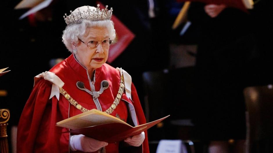 Queen Elizabeth II 2012