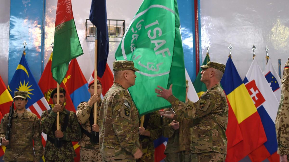 Nato beendet Isaf-Mission in Afghanistan