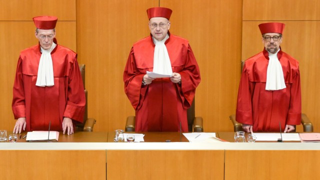 Bundesverfassungsgericht urteilt über Erbschaftsteuer