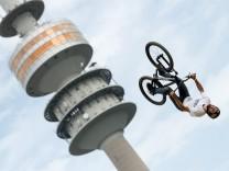 Munich Mash im Olympiapark in München, 2014