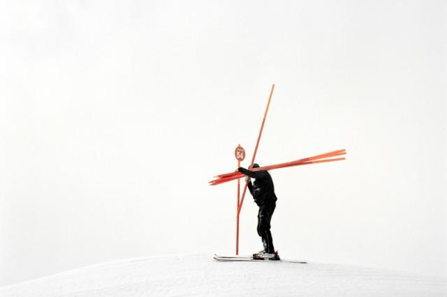 24.01.2013- Bettmeralp(Switzerland) skiing in the alps; Reisebuch 311214
