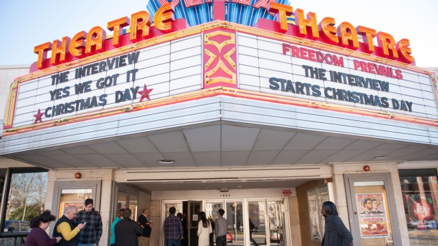 Sony Pictures' 'The Interview' Opens On Christmas Day