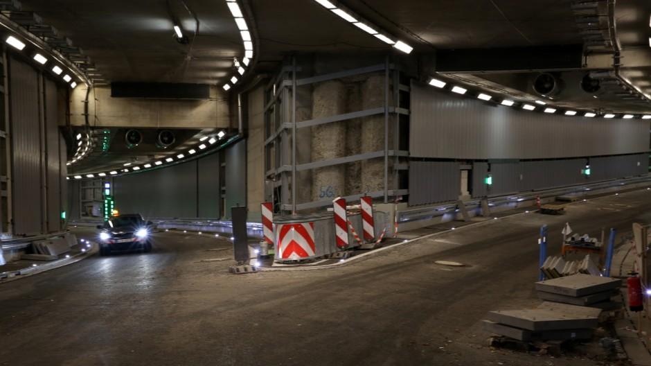 Luise-Kiesselbach-Tunnel Luise-Kiesselbach-Tunnel